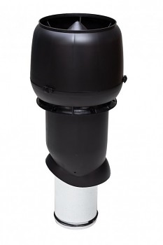 Odvětrávací potrubí izolované 160/IS/500 + hlavice