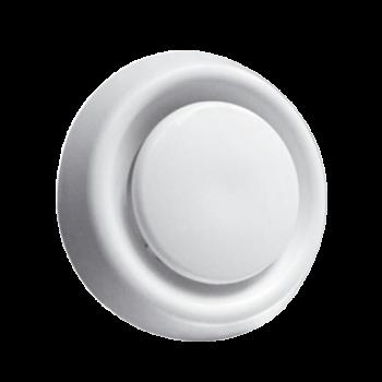 Plastový talířový ventil VP 125 IT univerzální
