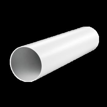 Plastové potrubí kulaté VP 125/2000 KP