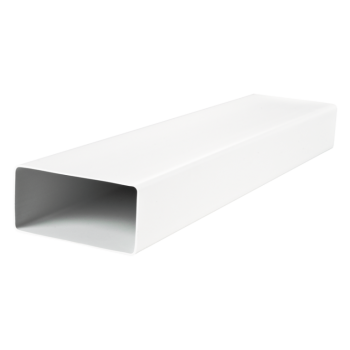 Plastové potrubí hranaté 55x110/500 HP