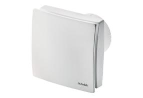 Ventilátor do koupelny ECA 100 ipro H (Regulace vlhkosti)