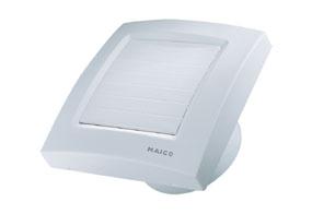 Ventilátor do koupelny Maico ECA 120 KVZ (Zpožďovací časový spínač)