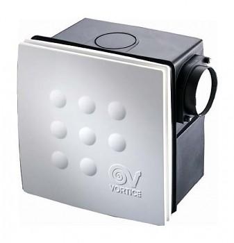 Radiální ventilátor do koupelny Vortice Quadro Micro 100 I T