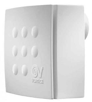 Radiální ventilátor do koupelny Vortice Quadro Micro 100 T