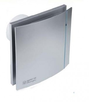 Soler&Palau SILENT 100 DESIGN Silver CRZ 3C tichý