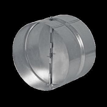 Zpětná klapka s pérkem DN 250 / spojka