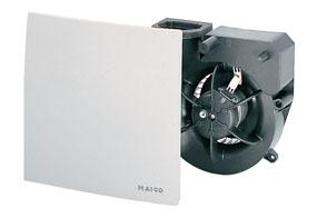 Maico ER 100 H (dvě rychlosti a regulace vlhkosti)