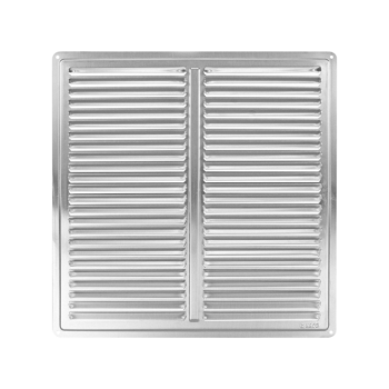 Čtyřhranné mřížky- krytka NVM 300 x 300 K