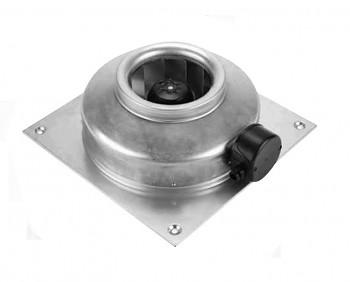 Radiální nástěnný ventilátor S&P RMQ 160 L