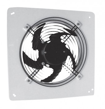 Nástěnný axiální ventilátor S&P HXBR/4-450