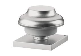 Radiální střešní ventilátor EHD 12