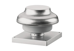 Radiální střešní ventilátor EHD 15