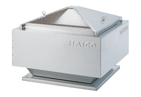 Radiální střešní ventilátor ERD 18/2 B
