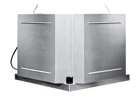 Střešní ventiltátor DRD 22 EC