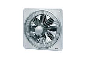 Axiální nástěnný ventilátor Maico EZQ 20/4 E