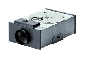 Radiální plochý box Maico EFR 12