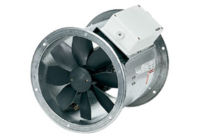 Axiální potrubní ventilátor Maico DZR 25/4 D