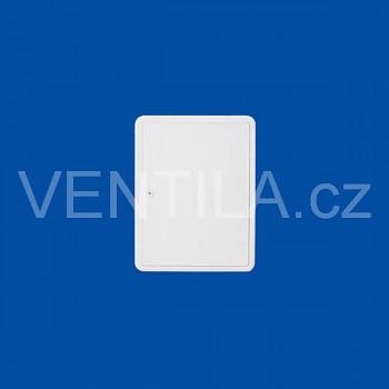 Plastová revizní dvířka First VP SI 400 x 600 Bílá