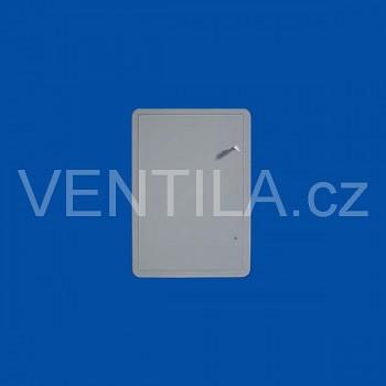 Plastová revizní dvířka First VP SI 400 x 600 G šedá