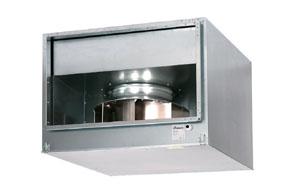 Odhlučněný kanálový ventilátor MAICO DSK 56/4