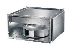 Odhlučněný kanálový ventilátor MAICO DSK 22 EC