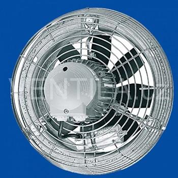 Axiální nástěnný ventilátor MAICO DZS 25/4 D