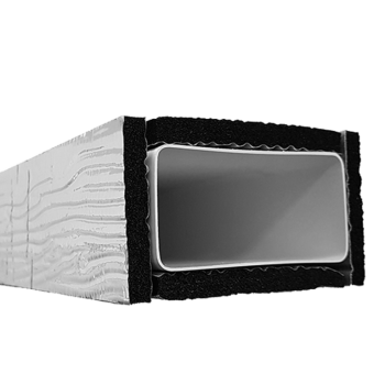 Izolace pro hranaté potrubí IZO 55x110/1000 HP