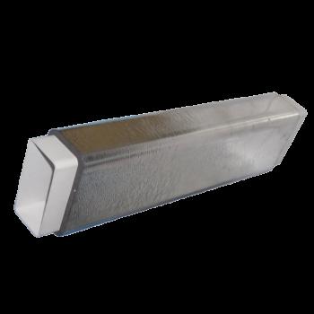 Izolované hranaté potrubí SET 60x204/1000
